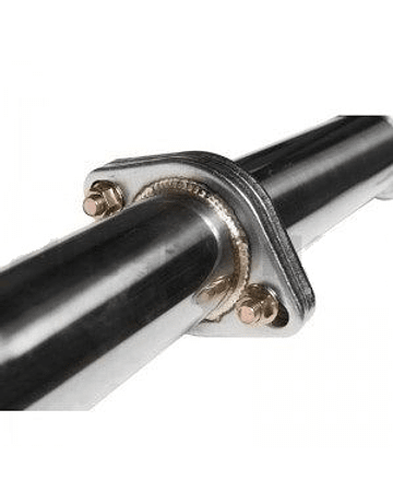 SRS MID SECTION/CENTRE SECTION STAINLESS STEEL (CIVIC 92-95 3DRS)