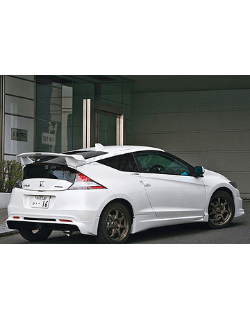 HC RACING ABS PLASTIC SPOILER MUGEN STYLE (CR-Z 10-14)