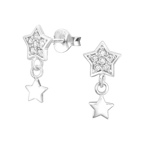 Estrella colgante