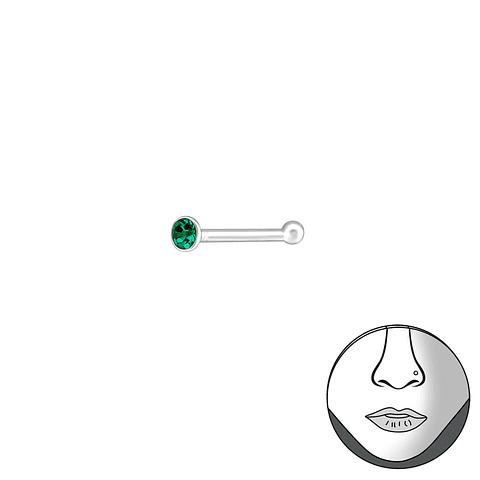 Arito nariz esmeralda