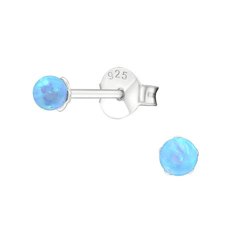 Esfera ópalo azur 3mm