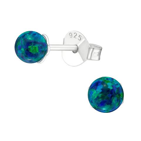 Esfera ópalo 4 mm