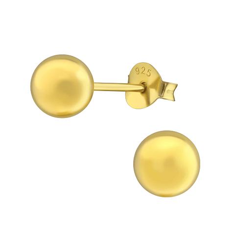 Esferas doradas 5 mm
