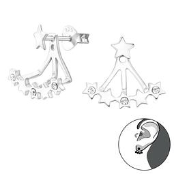 Aros dobles estrellas