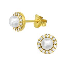 Perlas con circones