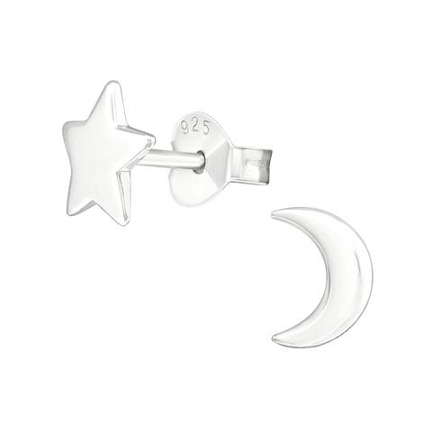 1 Luna + 1 estrella