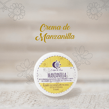 Crema de Manzanilla