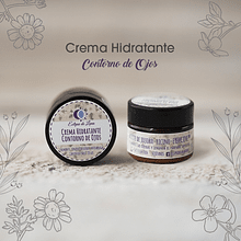Crema Hidratante - Contorno de Ojos