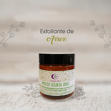 Mascarilla Exfoliante Facial de Arroz