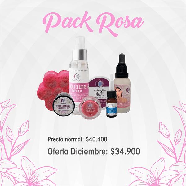 Pack Rosa - Nuevo