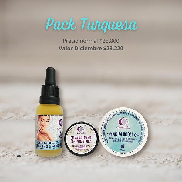 Pack Turquesa - Pieles Normal a Seca