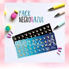 Teclado Diseñas - Pack Color + Negro