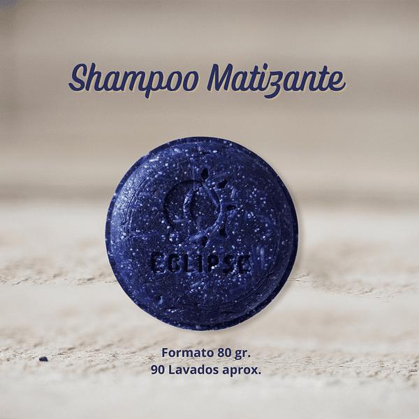 Shampoo Sólido Matizante