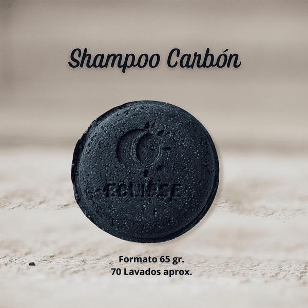 Shampoo Sólido Carbón