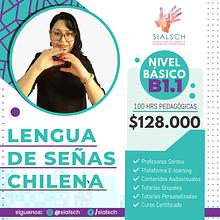 Curso Lengua de Señas online - Nivel Intermedio B1.1 S2