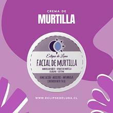 Crema Facial de Murtilla