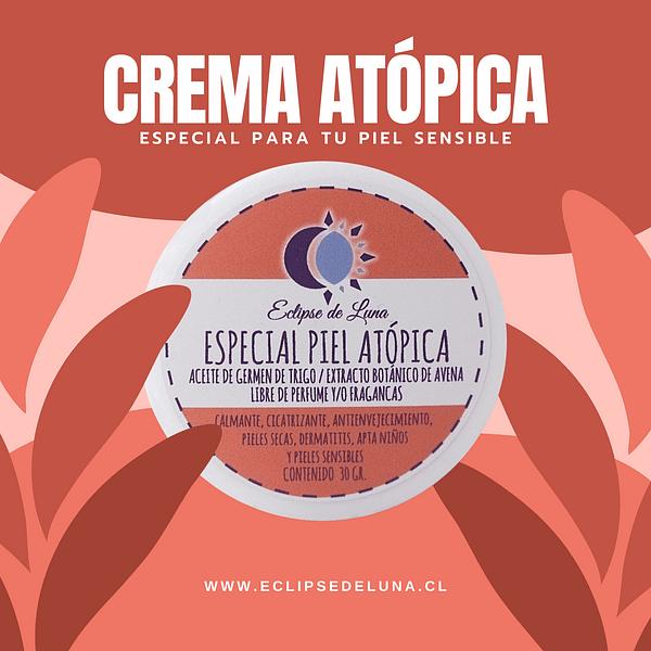 Crema Especial Piel Atópica