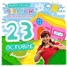 Taller de Lengua de Señas para niños - Octubre 2021