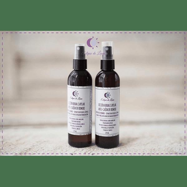 Loción Herbal Capilar - Anti Caída de Romero