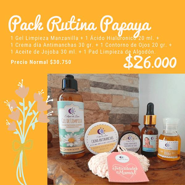 Pack Rutina Papaya