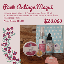 Pack Antiage Maqui