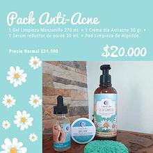 Pack Anti Acné - Piel Mixta