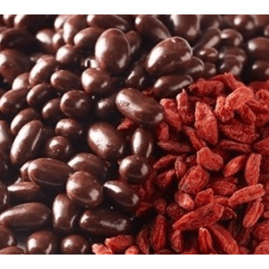 Chocolate con goji berries s/a