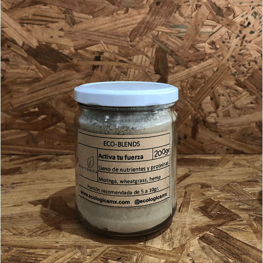Eco-blends