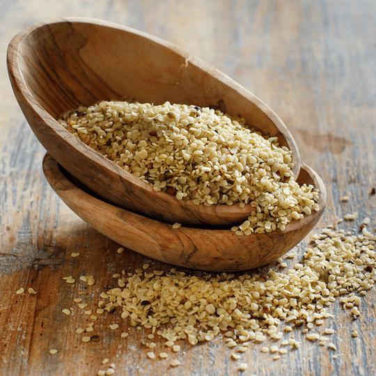 Hemp orgánico semilla
