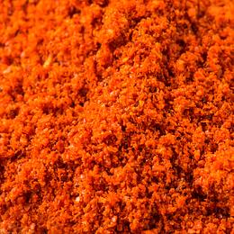 Pimienta de Cayena orgánica