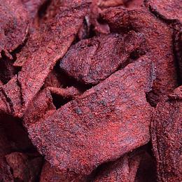 Betabel deshidratado con chile