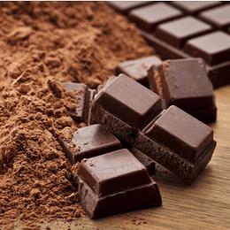 Barra de chocolate endulzada con miel