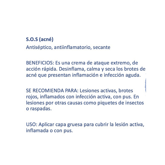 Acné SOS