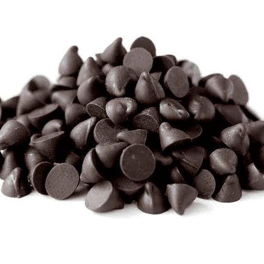 Chispas de chocolate semiamargo
