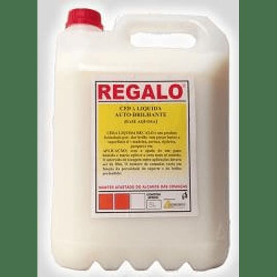 Cera Liquida Auto-Brilhante REGALO 5L