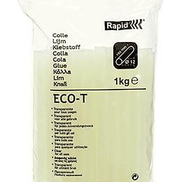 Saco Cola Rapid Transparente ECO-T 12mmx190mm 1kg