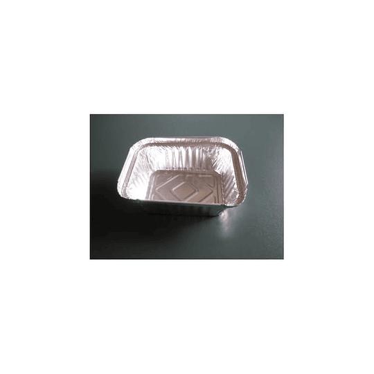 Forma Aluminio 07 C/Tampa - Pack 100