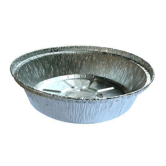 Forma Aluminio 008 C/Tampa - Pack 100