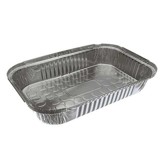 Forma Aluminio 016 C/Tampa - Pack 100