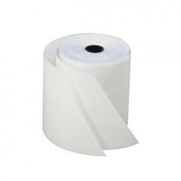 Rolo Papel 2 Vias Autocopiativos 76X70X11 Cópia Branco