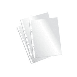 Bolsa Catálogo A4 Liso 60microns (Micas) - Pack 100