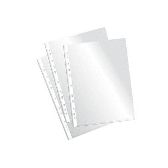 Bolsa Catálogo A4 80microns (micas) - Pack 100