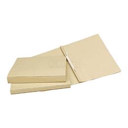 Dossier Cla 350Gr A4 C/Ferragem Plástic. L3cm Creme - 141c - Pack 25