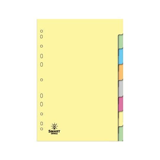 Separadores Cartolina 8uni