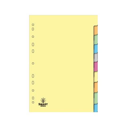 Separadores Cartolina 10uni