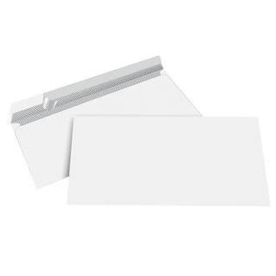 Envelopes 110x220mm sem janela - 500uni