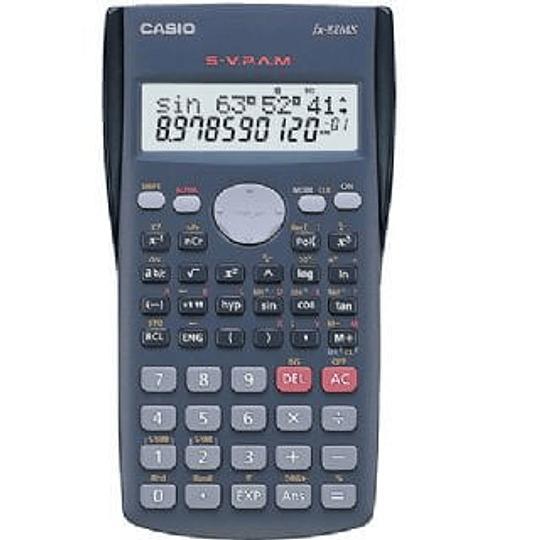 Calculadora Cientifica Casio FX82MS 240 Funções