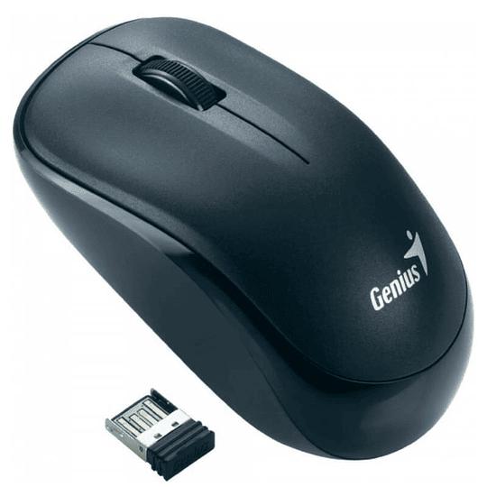 Rato Sem Fios Genius NX-7000 Preto
