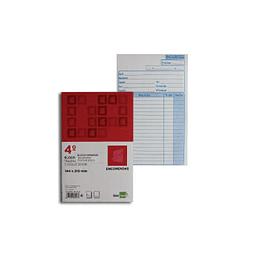 Blocos Impressos - Proposta de Encomenda - 155x215mm C/ Duplicado - Pack 5