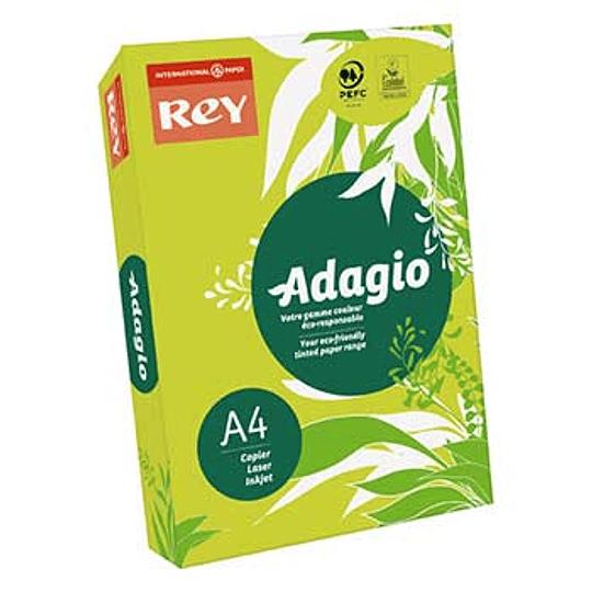 Papel Fotocópia Adagio A4 80gr 1x500 fls